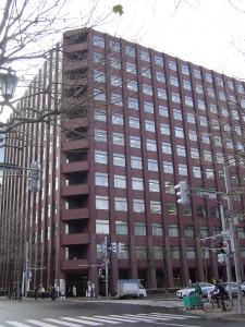 北海道庁別館