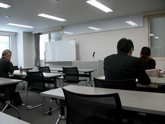 北海道行政書士会の一般貨物自動車運送事業許可の研修