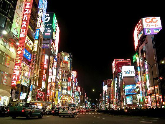 東京都新宿歌舞伎町