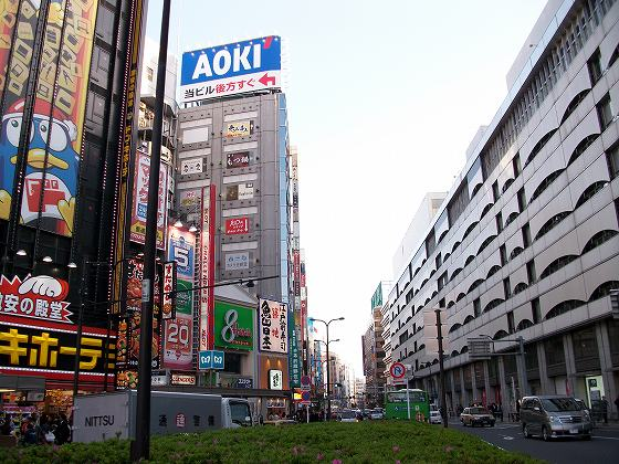 東京の3日目